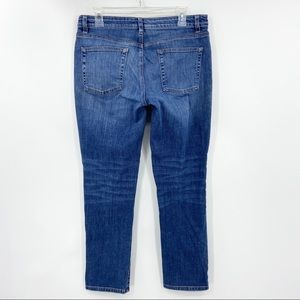 EILEEN FISHER Skinny Jeans Denim Organic Cotton